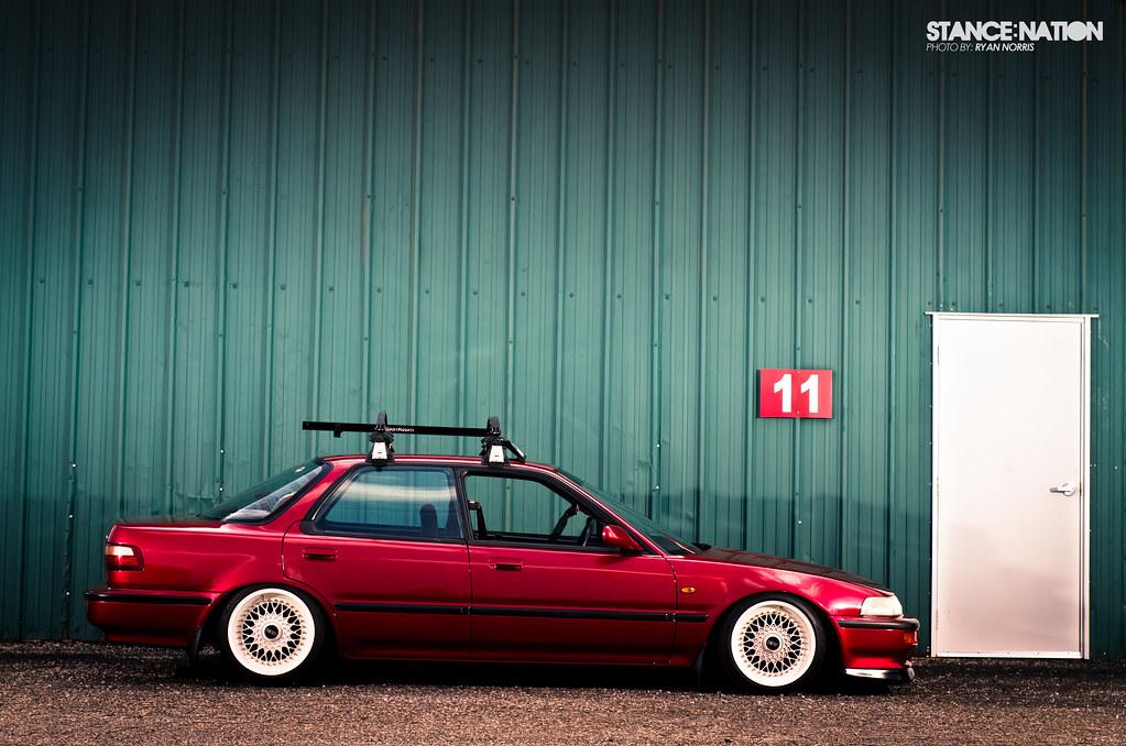 E C E Aaa B on Acura Integra Tires