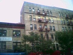 Harlem, old building 1