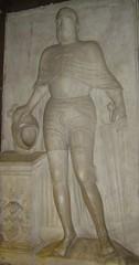 ca. 1566 - 'Bernardino Menesio de Toledo (+1566)', St. Vitus Cathedral, Praha, Czech Republic (Roel Renmans) Tags: monument st republic czech prague cathedral tomb sint praha toledo vitus praag effigy bernardino tsjechi 1566 vituskathedraal menesio