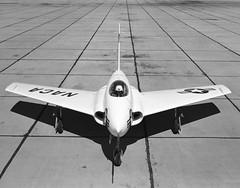 Northrop X-4 Bantam (twm1340) Tags: vintage aircraft jet nasa research edwards usaf x4 bantam afb xplane dryden northrop naca muroc