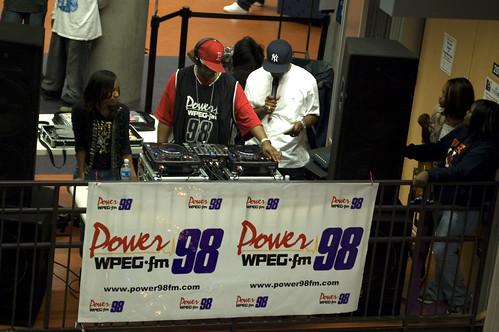 DJ Magic and Power 98   Flickr - Photo Sharing!