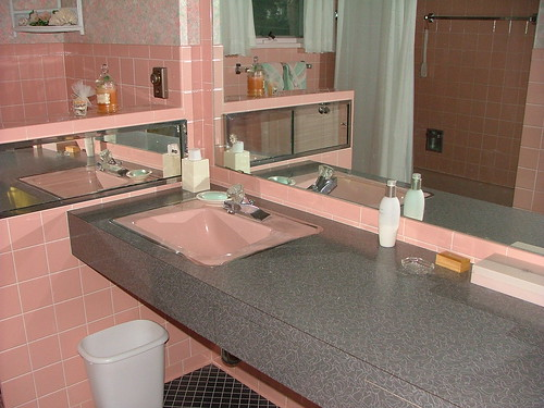 atomic ranch bathroom reglaze tub and sink or just buy new pirate4x4com 4x4 and