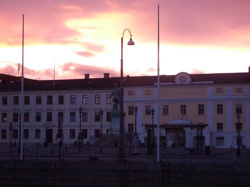 Gustav Vasa in Gothenburg
