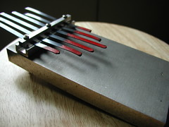 ELECTRIC KALIMBA 100