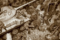 WWII Stalingrad 1942