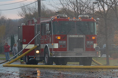 DSC_0155 (firephoto25) Tags: ny fire engine burn 314 drill spartan pumper geneseo saulsbury