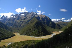 Humboldt Mountains, South Island, New Zealand (kiwinz) Tags: newzealand mountains hiking explore southisland southernalps tramping routeburntrack humboldtmountains 10000hits ourspacenz iamflickr greatphotosoftheworld
