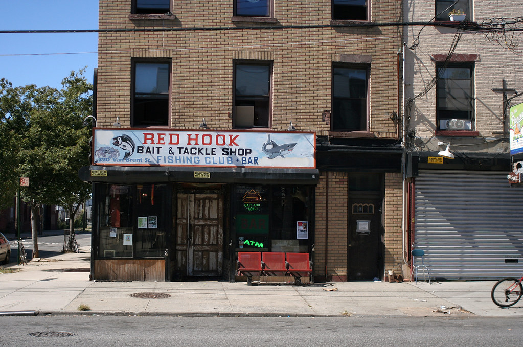 Red Hook Bait & Tackle Shop
