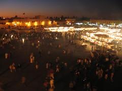IMG_0448 (Custom) (ralf@flickr) Tags: nacht marokko marrakesch djemaaelfna