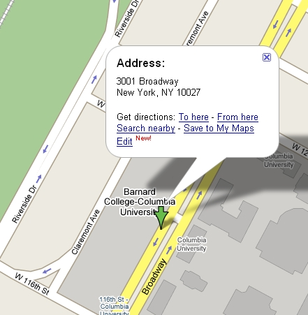 Move the Map Marker on Google Maps: A Screenshot Tour