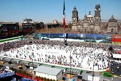 ice rink mex city