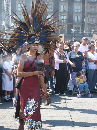 Mexica Dancer
