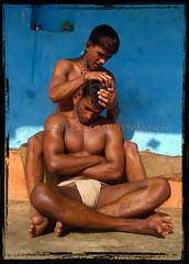Sawari (the passenger) (designldg) Tags: fab portrait india man varanasi 2b benaras abigfave indiasong superbmasterpiece diamondclassphotographer