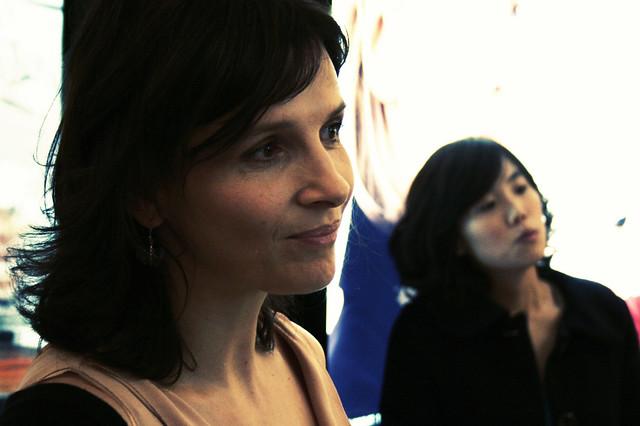 Juliette Binoche - Egerie Lancome by anneso_cachemireetsoie