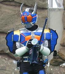 よみうりランド仮面ライダー電王ショー2008Feb17