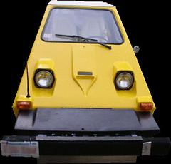 Chad Conway's 1980 Comuta-Car