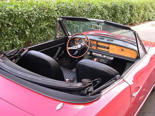 Fiat 124 spider 05,car, sport car