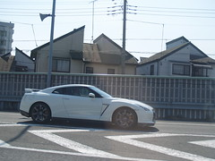 白いGT-R