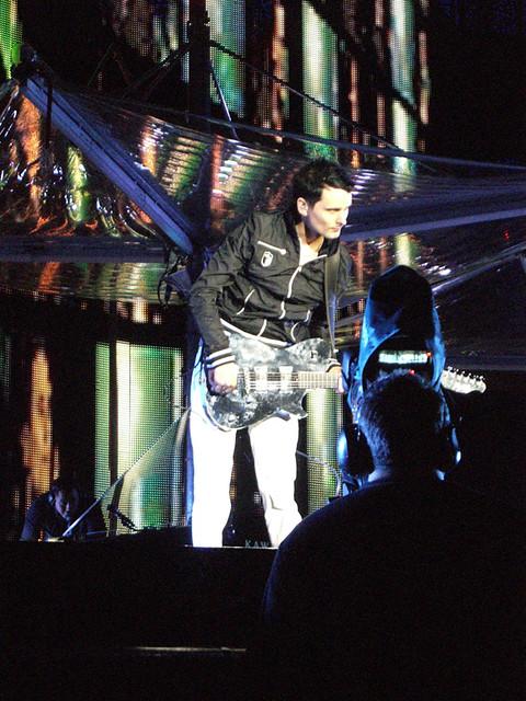 Muse Wembley Stadium 4