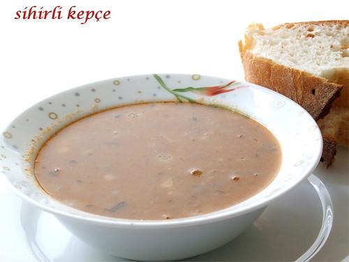 mercimek-çorbası