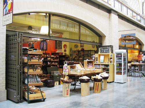 The Village Market at the Ferry Building