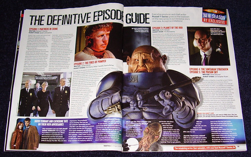 RADIO TIMES - Dr Who Episode Guide 1