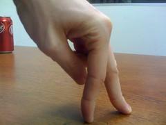 95/??? fingers