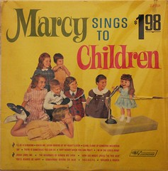 Marcy Sings to $1.98 Children (Dave van Hulsteyn) Tags: children little marcy sings 198 zondervan mrsatan tigner