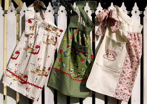 classic aprons