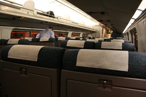 Inside Amtrak