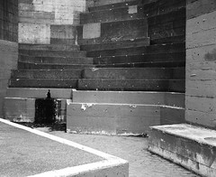 01980002 (tommasz) Tags: blackandwhite film outdoors downtown rochester graflex speedgraphic panf