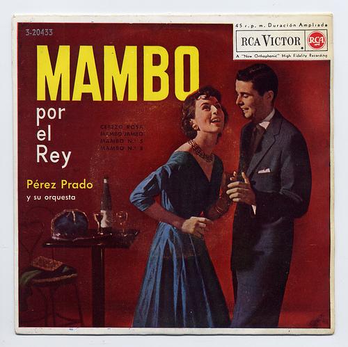 Carátulas de discos de los '60