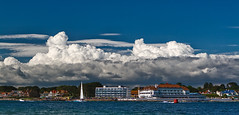Sandbanks (mijoli) Tags: england clouds bluesky dorset sandbanks ef2470mmf28lusm shellbay vob lightzone canon400d aplusphoto skyascanvas peachofashot