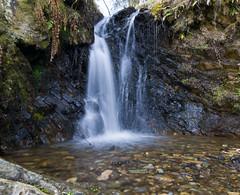 path falls (sskelman) Tags: uk scotland waterfall stream perthshire burn dunkeld birnam birnamhill