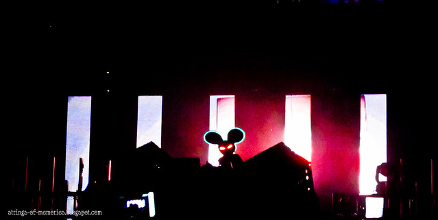 deadmau5 Live in KL