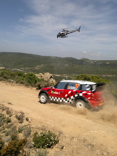 Power Stage Rally Sardinia