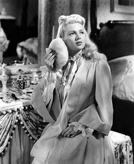 Lana Turner in Period Costume Nightgown & Robe from HONKY TONK 1941 (mondas66) Tags: ruffles costume robe actress boudoir gown gowns period nightgown frilly robes nightgowns nightdress peignoir actresses ruffle nightwear frills frill ruffled nightie frilled nighties negligee lanaturner negligees nightdresses peignoirs befrilled