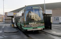 highland - gaelicbus ballachulish cfs119s leop-duple inverness 96 JL (johnmightycat1) Tags: bus scotland