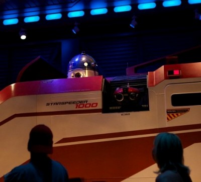 Star Tours 2 soft launch