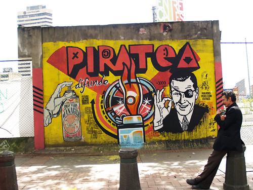 Piratas del Caribe, vía Flickr por Guache