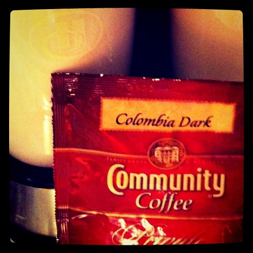 Community Coffee on the Road