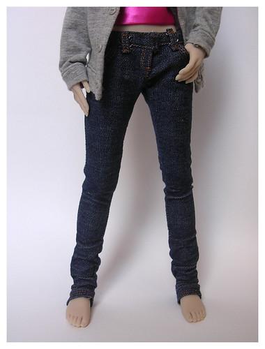 doll gretchen jeans bjd balljointeddoll skinnyjeans narae narindoll