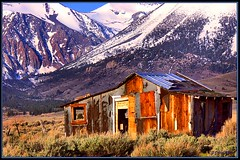 Mono Lake Cabin (jodice) Tags: monolake highsierras decayed tinroof cabins supershot abigfave diamondclassphotographer flickrdiamond excellentphotographerawards theunforgettablepictures proudshopper theperfectphotographer leeviningca