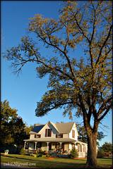 an american house in pawhuska ...