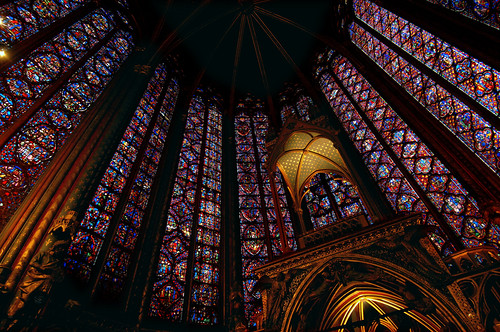 St Chappelle - Jewel of a Church