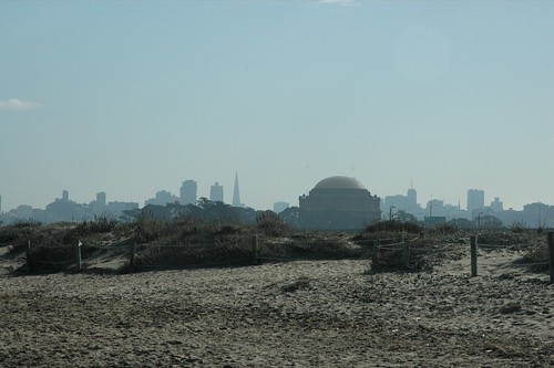 Skyline from Beach