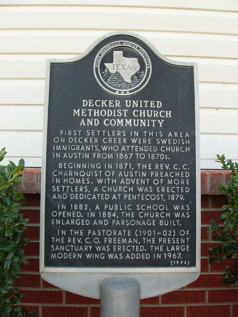 Decker United Methodist Church and Community