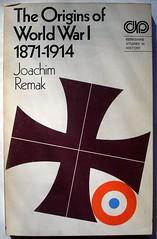 The Origins of World War I 1871-1914, 1967