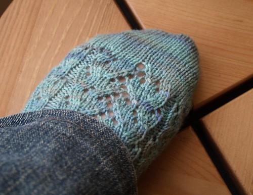 Smooshy sock