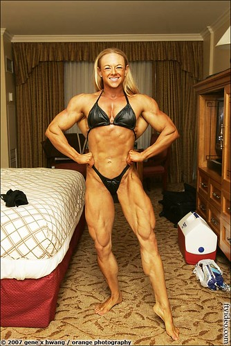 Kristy Hawkins Wins Before The NPC Nationals In Dallas!